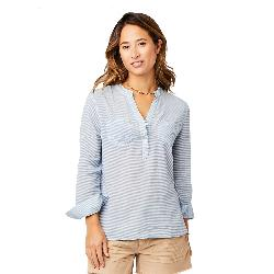 Carve Designs Dylan Gauze Womens Shirt 2020