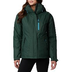 Columbia Last Tracks Womens Insulated Ski Jacket 2021