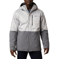 Columbia Winter District - Tall Mens Insulated Ski Jacket 2021
