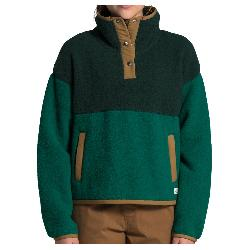 The North Face Cragmont Fleece 1/4 Snap Womens Mid Layer