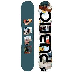 Public Mathes Public Display Snowboard 2021