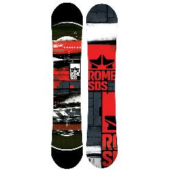 Rome Mechanic Wide 17-18 Snowboard