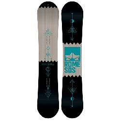 Rome Mechanic Wide 18-19 Snowboard