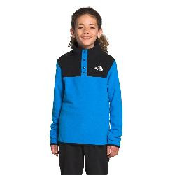 The North Face Glacier 1/4 Snap Kids Midlayer