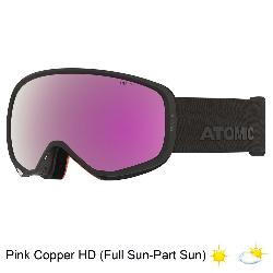 Atomic Count S HD Goggles