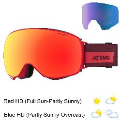 Atomic Revent Q HD Goggles
