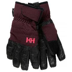 Helly Hansen Leather Mix Womens Gloves