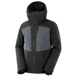 Salomon Highland Mens Insulated Ski Jacket