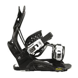 Flow Micron Youth Kids Snowboard Bindings