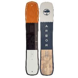 Arbor Crosscut Camber Snowboard