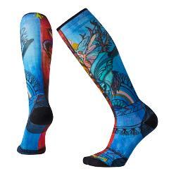 SmartWool PhD Ski Ultra Light Print Womens Socks