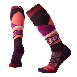 SmartWool PHD Ski LE Pattern Womens Ski Socks