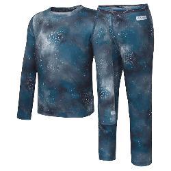 Terramar 2.0 Free Ride 2pc Set Kids Long Underwear Top