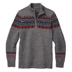 SmartWool Chup Hansker Half Zip Mens Sweater