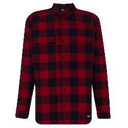 Oakley Podium Long Sleeve Flannel Shirt