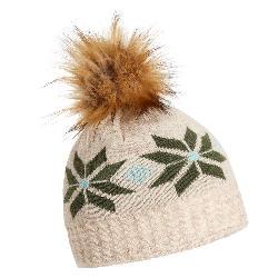 Turtle Fur Lambswool Snap Womens Hat