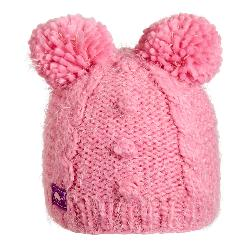 Turtle Fur Fluff Balls Kids Hat
