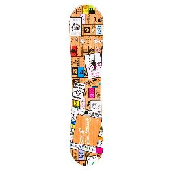 SLQ Stitch Boys Snowboard