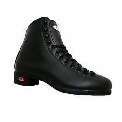 Riedell Black 121 RS Figure Skate Boots