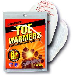 Grabber Toe Warmers 8-Pack