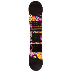 Sionyx Flower Girl Black Girls Snowboard