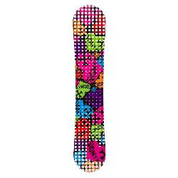 Sionyx Hearts Black S Girls Snowboard
