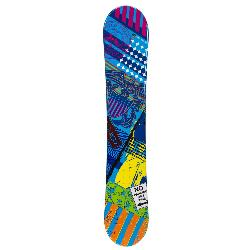 Division Six Sports Patriot Blue Snowboard