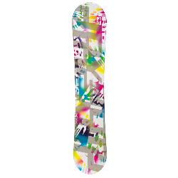 Joyride Scramble White Girls Snowboard