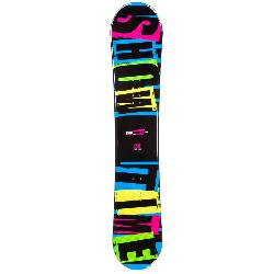 2B1 Showtime Blue Snowboard