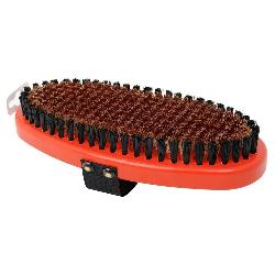 Swix Oval Coarse Bronze Brush