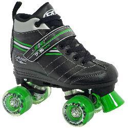 Roller Derby Laser 7.9 MX Boys Speed Roller Skates
