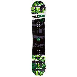 Silicon Crack Green Snowboard
