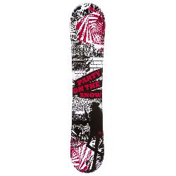SLQ Awesome Red Boys Snowboard