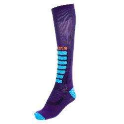 Euro Sock Silver Ultra Light Womens Ski Socks