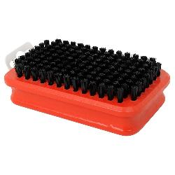 Swix Rectangle Stiff Black Nylon Brush Brush