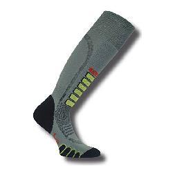 Euro Sock Silver Supreme Ski Socks