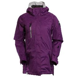 Ride Queen Womens Insulated Snowboard Jacket