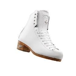 Riedell Silver Star Girls Figure Ice Skates