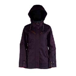 Cappel Cherry Bomb Womens Insulated Snowboard Jacket