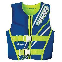 O'Brien Blue Junior Life Vest 2020