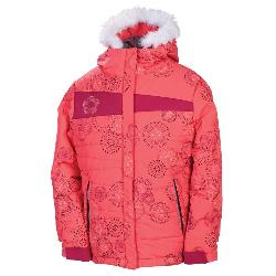 686 Mannual Gidget Puffy Girls Snowboard Jacket