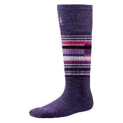 SmartWool Wintersport Stripe Kids Ski Socks