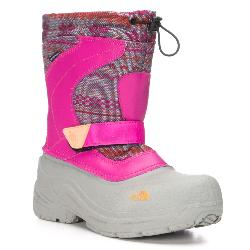 The North Face Alpenglow Pull-On Girls Boots (Previous Season)