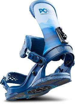 Union Men's Force Protect Our Winters Snowboard Bindings