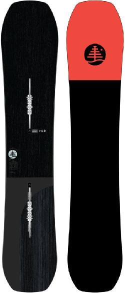 Burton Men's Hometown Hero Snowboard