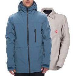 686 Smarty 3-in-1 Phase Softshell Snowboard Jacket (Men's)