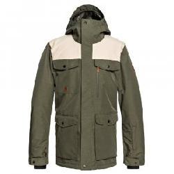 Quiksilver Raft Insulated Snowboard Jacket (Men's)