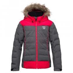 Rossignol Girl BB Polydown Heather Insulated Ski Jacket (Girls')