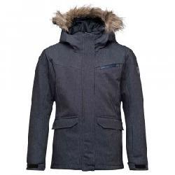 Rossignol Girl Parka Denim Insulated Ski Jacket (Girls')