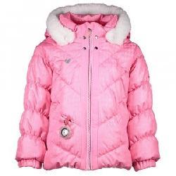 Obermeyer Bunny Hop Insulated Ski Jacket (Little Girls')